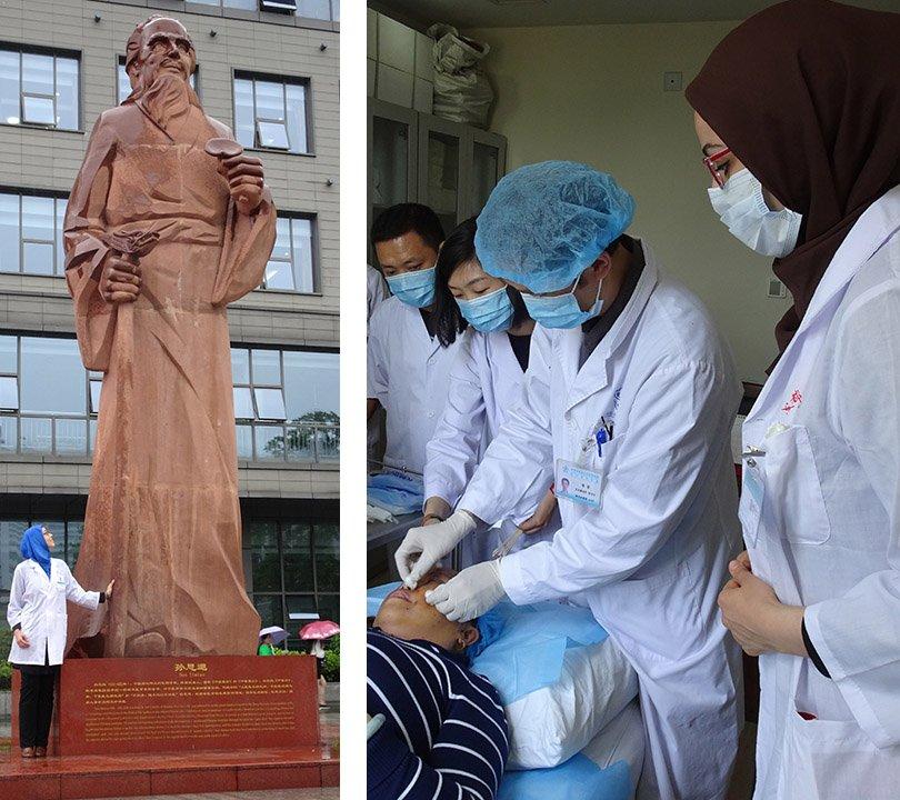 Colorado School Of Traditional Chinese Medicine: Dr Aicha Sebaa